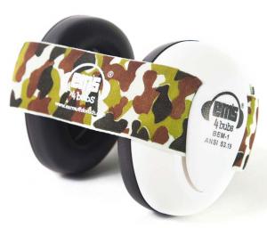 Em S 4 Bubs Baby Earmuffs Army Camo Em S 4 Kids Earmuffs