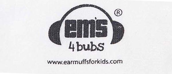 Ems for Bubs Headband - White